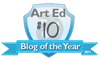 Art Ed Blog of the Year 2011