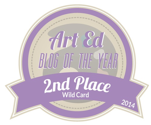 Art Ed Blog of the Year 2014