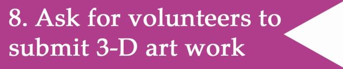 Art Show Prep Tips athglitter.com